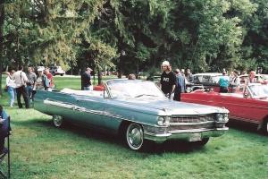 Cadillac : DeVille series 62, deVille convertible