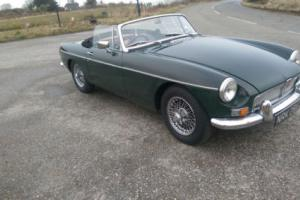 1967 MG / MGF B Roadster Superb Condition