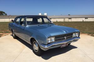 1968 HK Holden Premier 186 Auto LSD Suit HT HG HQ Monaro Buyers in Werribee, VIC