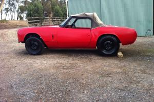 Triumph Spitfire Four 1962 in Miners Rest, VIC