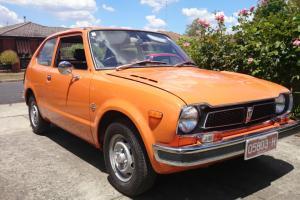 Honda CIVIC 1200 1975 3D Hatchback 3 SP Automatic 1 2L Carb in Wendouree, VIC