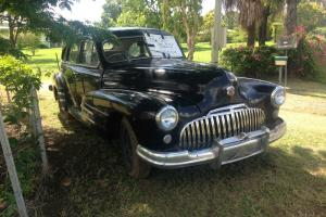 1946 Buick Striaght 8 in Lowood, QLD
