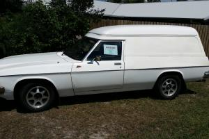 1984 WB Holden Panel VAN in Little Mountain, QLD
