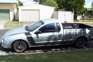 XR8 AU 111 UTE 5SPEED Manual Supercab in Horsham, VIC