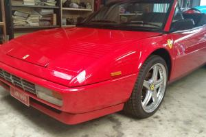 Ferrari Mondial Cabriolet 3 2 1988 2D Coupe 5 SP Manual in Calwell, ACT