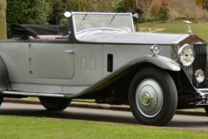 1930 Rolls Royce Phantom II 2 door convertible