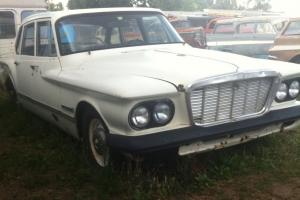 Valiant S Model Sedan Restoration OR Parts Photo