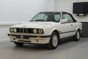 FOR SALE: BMW E30 318i Convertible