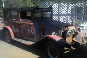 Desoto 1930 Sedan BOX Body 6 Cylindeer in Heidelberg Heights, VIC