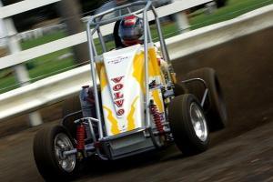 Speedcar Midget 1991 Ellis Speedway CAR