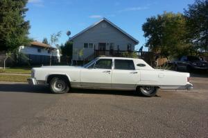Lincoln : Continental town car