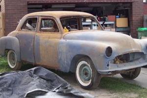 1952 Dodge Sedan Restoration Project HOT ROD RAT ROD Chrysler Plymouth in St Albans, VIC