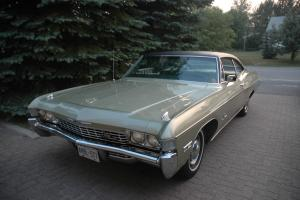 Chevrolet : Impala SS TRim