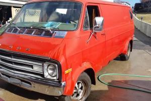 Dodge : Ram Van STREET VAN