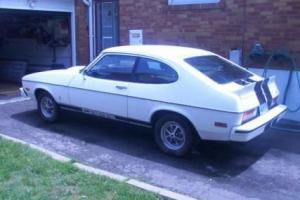 Mercury : Capri Rally Cat
