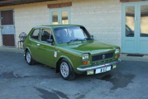 1973 Fiat 127 Derivazione Abarth