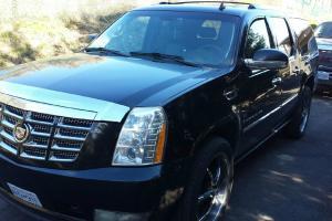 Cadillac : Other esv