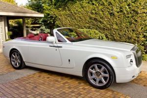 Rolls-Royce : Phantom 2dr