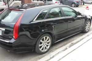 Cadillac : CTS