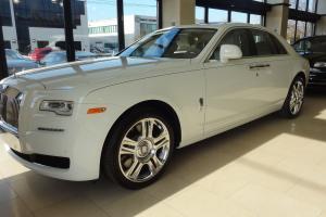 Rolls-Royce : Ghost SERIES II