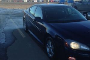 Pontiac : Grand Prix Base Sedan 4-Door