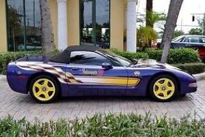 Chevrolet : Corvette Indianapolis 500 Pace Car Convertible 2-Door