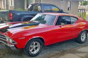 Chevrolet : Chevelle Malibu