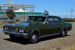 HT Holden Brougham 1969 4D Sedan 2 SP Automatic 5L Carb 308 in Leopold, VIC