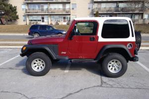 Jeep : Wrangler Sport Sport Utility 2-Door