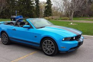 Ford : Mustang GT CONVERTIBLE Photo