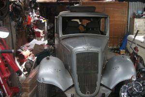 Project 1934 Austin 10 in Bunyip, VIC