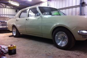 1969 Holden HT Belmont Sedan HG HK Kingswood