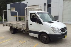 Mercedes Benz Sprinter 515 CDI LWB 2006 CAB Chassis 6 SP Manual 2 1L in Dural, NSW