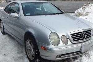 Mercedes-Benz : CLK-Class CLK430
