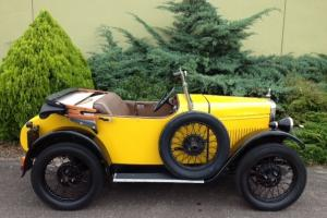 1929 Triumph Super 7 Photo