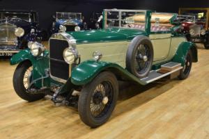 1925 Sunbeam 20/60 Short Chassis Super Sport DHC