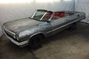 Chevrolet : Impala Convertible