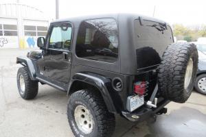 Jeep : Wrangler WRANGLER TJ ROCKY MOUNTAIN EDITION Photo