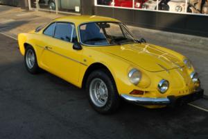 Alpine Renault A110 1300 1973