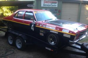 Holden HQ Race CAR With Trailer AND Ready TO Race