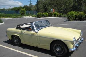 MG Midget Roadster Convertible 2 Door 1968 in Southport, QLD