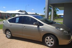 Toyota Prius Hybrid 2007 5D Hatchback Continuous Variable 1 5L Multi in Kirwan, QLD