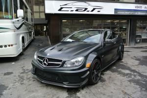 Mercedes-Benz : C-Class C63 Black Series