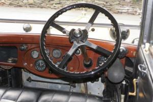 1928 Rolls-Royce 20hp Barker Limousine GKM81