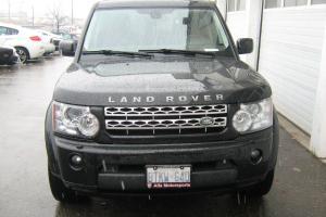 Land Rover : LR4 GPVH Photo