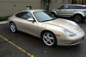 Porsche : 911 C4