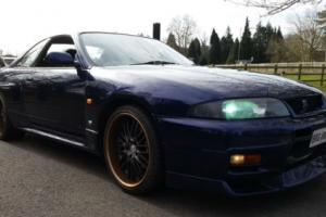 1999T Nissan Skyline 2.6 UK Dealer Sup FULL £4,000 engine rebuild Forged Pistons Photo