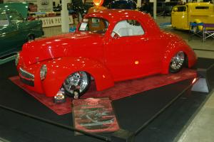Willys : Coupe Deluxe