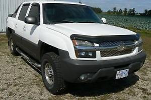 Chevrolet : Avalanche 2500