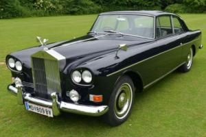 1964 Rolls Royce Silver Cloud III Chinese Eye FHC.